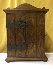 Wandschrank Apothekerschrank Schrank alt 1900