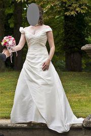Schönes Brautkleid von Kleemeier Gr