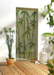 Türvorhang Raumteiler Sichtschutz Insektenschutz Spanischer