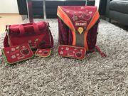 Wunderschönes 5teiliges Scout Schulranzen-Set