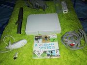 Ninendo Wii KOMPLETT