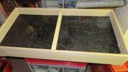 Schaukasten Verkaufsvitrine Plexiglasscheibe für Schmuck