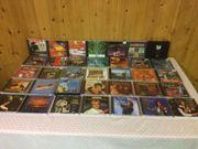 Verkaufe meine Internationale-CD Sammlung