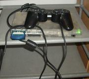 Playstation 2 PS2 Slimline Crystal