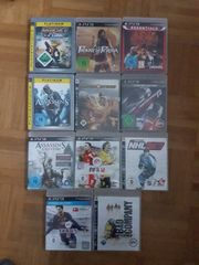 Super Playstation 3 Spielepaket PS3