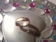 Goldener Ring 333 8 Karat