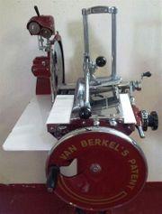 ORIGINAL AlteBerkel Aufschnittmaschine Modello 9H