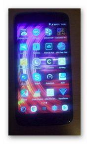 Smartphone Homtom HT
