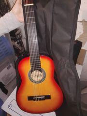 Gitarre 83cm lang