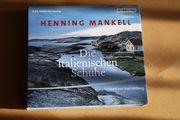 HÖRBUCH - Henning Mankell