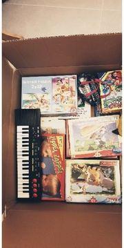 Spielzeug und mehr