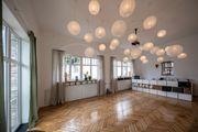 Yogaraum Raum für Bewegung Tanz