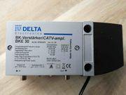 Delta BKE30 Hausanschlussverstärker Kabel TV