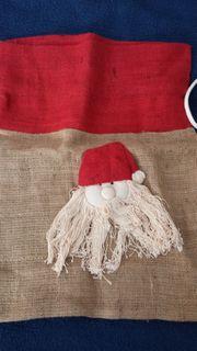 Neu Nikolaus oder Weihnachtsmann Sack