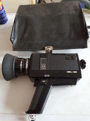 alte Videokamera Porst Reflex ZR