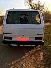 Ich verkaufe mein VW T3