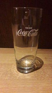 Coca Cola Gläser