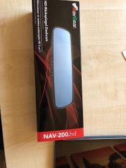HD-Rückspiegel-Dashcam NAV-200hd