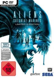 Aliens Colonial Marines Limited Edition -