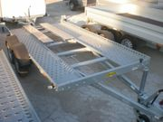 Gebrauchter Autotransporter Imola2500 Fahrzeugtransporter 2