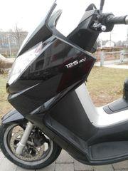 Motorroller Peugeot Satelis 125 15