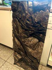 Aquariumrückwand Rückwand 100x45 cm neuwertig