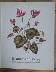 Blumen und Verse