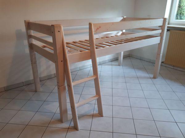 Etagenbett Aus Metall Zu Verschenken : Leiter für hochbett kaufen gebraucht dhd24.com