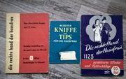 3 Hefte Kniffe,
