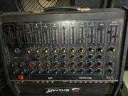 mischpult mixer montabor