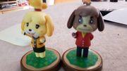 Amibo spiel mit 2 Figuren