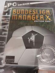 Bundesliga Manager X Edition 2002
