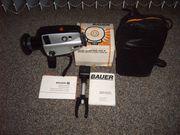 Bauer Filmkamera Super 8 Royal