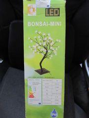 Bonsai LED Baum