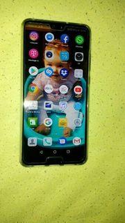 Huawei P20 128GB schwarz