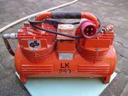 PFT Kompressor für