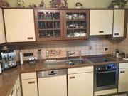 gut erhaltenen Küche in L