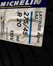 275 45 20 Michelin alpin