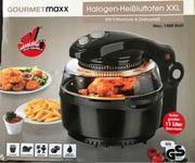 Gourmetmaxx Halogen-Heißluftofen