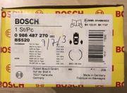 Bremsbeläge VW Polo Bosch 0986487270