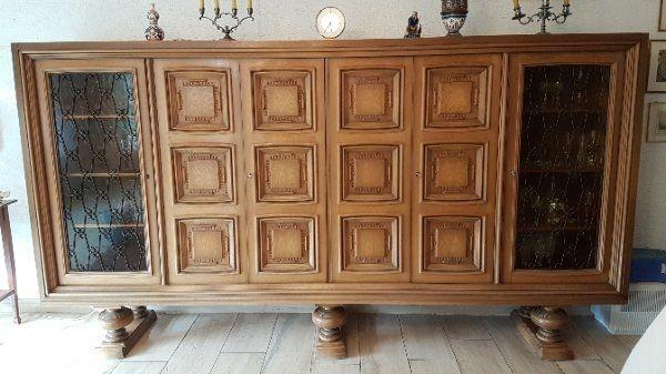 Rubrik Sonstige Wohnzimmerschrank Schrank Antik