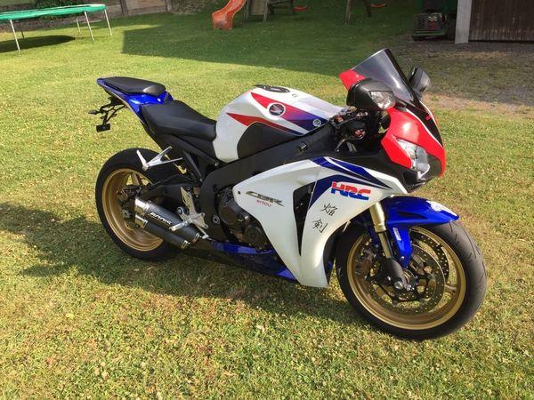 Motorrad » Honda über 500 ccm