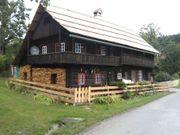 Bauernholzhaus am Millstätter See Österreich