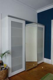 kleiderschrank schiebetueren haushalt m bel gebraucht und neu kaufen. Black Bedroom Furniture Sets. Home Design Ideas