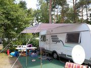 Sonnensegel für Wohnwagen