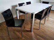 6 Designer-Stühle ``
