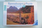 Ravensburger Puzzle - Dolomiten Sexten - 2000