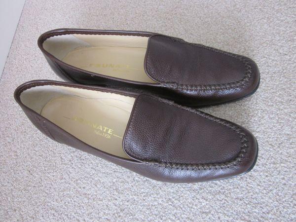 Schuhe Gr 39 dunkelbraun