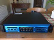MC2 Audio E100 Leicht verwendeter