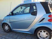 Smart Cabrio aus 1 Hand